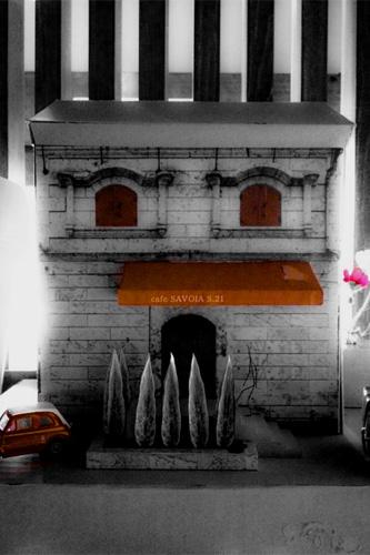栃木県 宇都宮 那須 益子 カフェ 大谷石 設計 デザイン 建築設計事務所 内装 インテリア サボイア