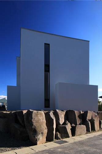 群馬県太田市の建築設計事務所 シンプルモダンの住宅 高級注文住宅 建築家