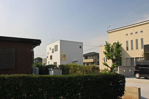 群馬県 邑楽郡 邑楽町 明和町 板倉町 建築家 建築設計事務所 一級建築士事務所 住宅 デザイン 家 ガレージハウス