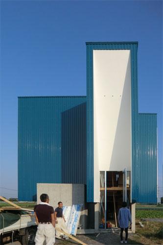 栃木県 足利市 建築家 建築設計事務所 小山市 佐野市 栃木市 住宅 店舗 設計士 家 かっこいい インパクト