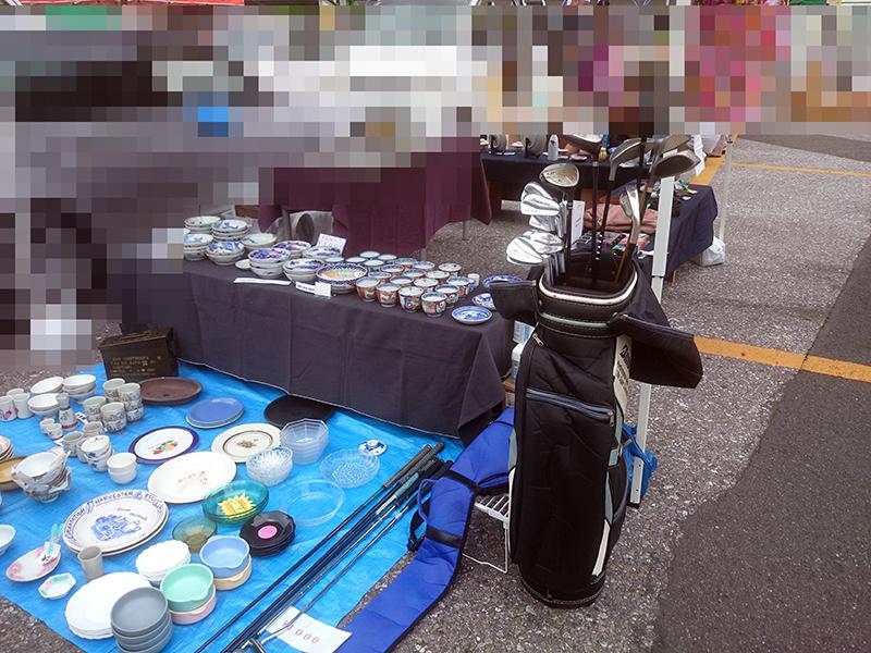 松戸南部市場フリーマーケット