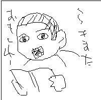 モブもちゃんと久米田キャラ。