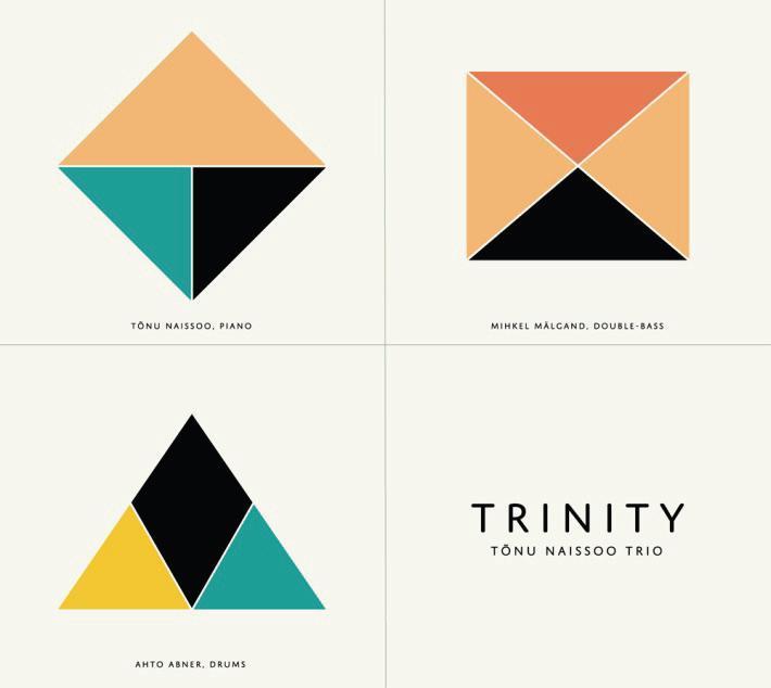 Tonu Naissoo Trio トヌ・ナイソー / TRINITY トリニティ