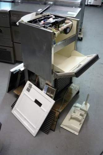 バラバラ製氷機 IM-25L-1