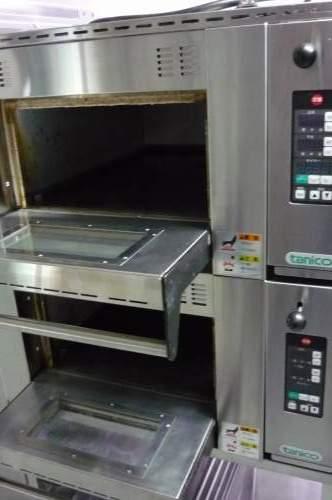 タニコー オーブン TVO1R-N その2