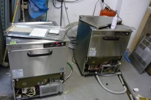 食器洗浄器 JW-400TUF
