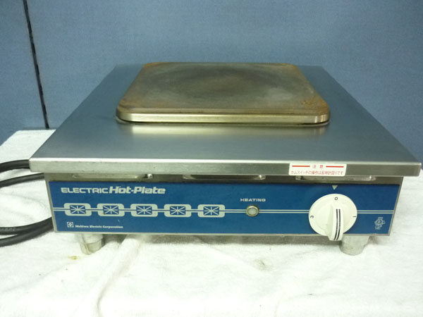 ニチワ電機 電気コンロ THP-4