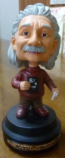 首振りアインシュタイン