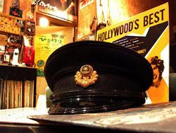 栗原電鉄時代の帽子 エルビン