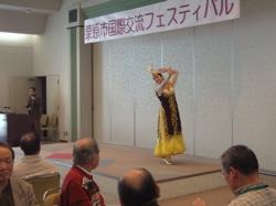 栗原国際交流フェスティバル 2009 中国 ウイグル族 舞踊