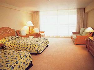 リザンシーパークホテル谷茶ベイ お部屋一例
