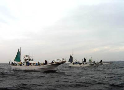 初釣り2007