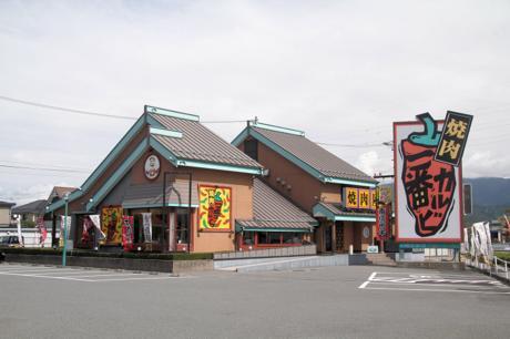 焼肉一番カルビ飯田店