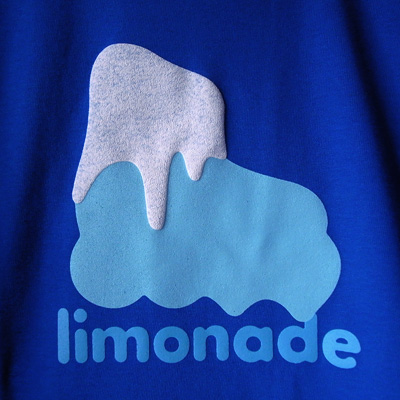 limonade skate : icecreem 01 - soda 前面プリント拡大写真