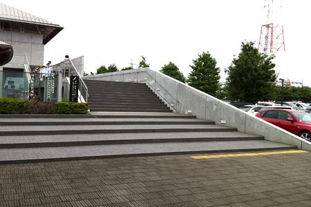 街乗り練習場所03@さいたま水上公園