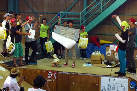 2011.07.17:GOLD STYLE 2nd CONTEST;表彰式(パネルの中身!)@X-dome海老名