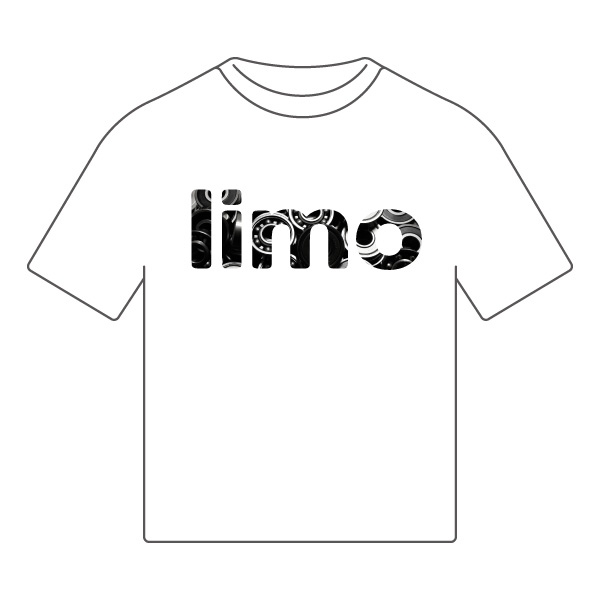 limonade skate : T-shirt ; photo 02 - white