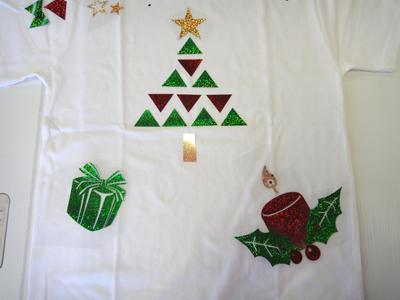 クリスマスTシャツ