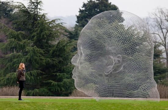 現代彫刻家Jaume Plensaの世界 | andR アンドアール