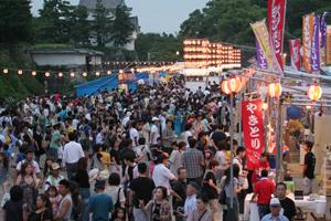 名古屋 城 祭り