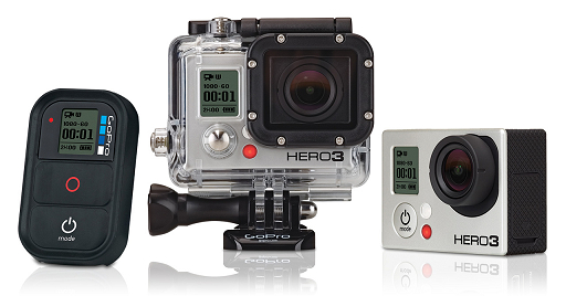 GO PRO HD HERO3