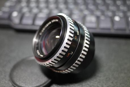 Carl Zeiss aus Jena Flektogon 35mmf2.8