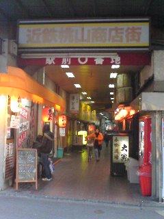 近鉄桃山商店街.JPG