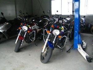 750cc 400cc
