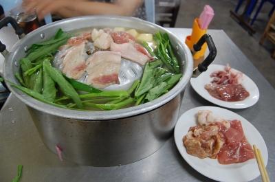 アブラギッシュな豚肉