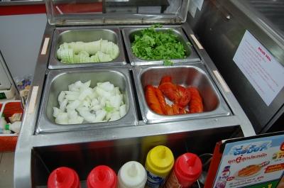 野菜ケース