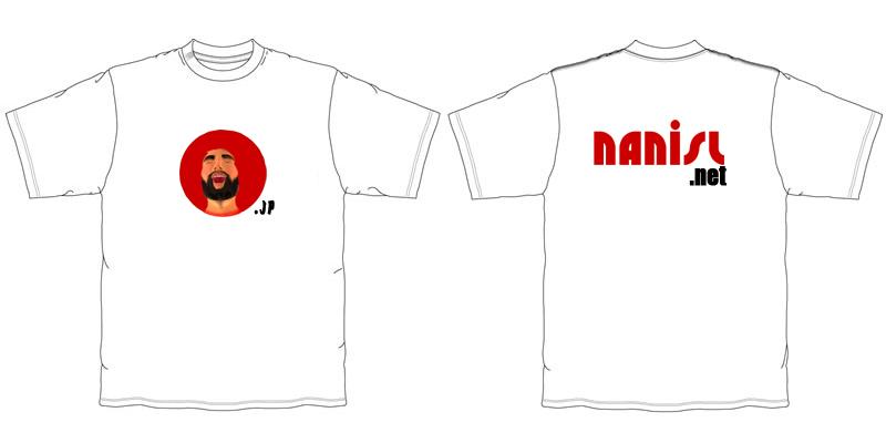 Tシャツ「boomjp」