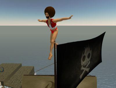 海賊旗よ!永遠に