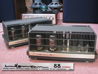 LUXMAN MB88ULTIMATE