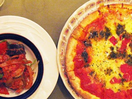 ひまつぶし piza
