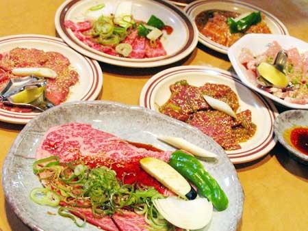 李朝園 焼き肉