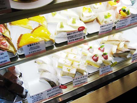 吉祥寺多奈加亭本店 ケーキ
