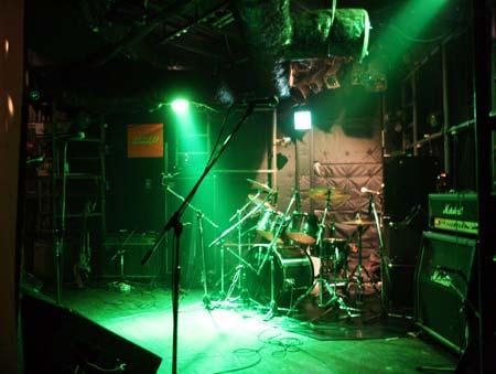 KICHIJOJI warp ステージ