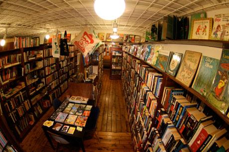 Bondi Books ボンダイブックス 店内