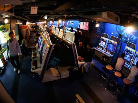 ゲームセンター ZEST チェスト 吉祥寺 地下1階 B1