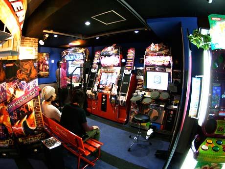 ゲームセンター ZEST チェスト 吉祥寺 音ゲー 音楽ゲーム リズムゲーム 聖地