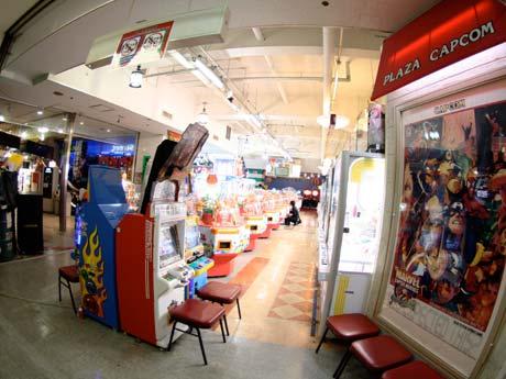 ゲームセンター PLAZA CAPCOM プラサカプコン 吉祥寺店