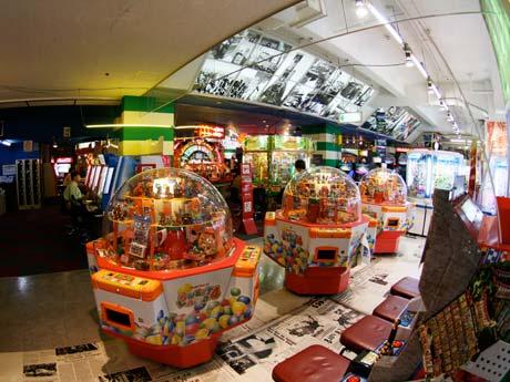 ゲームセンター PLAZA CAPCOM プラサカプコン 吉祥寺店 コインゲーム