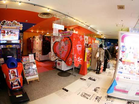 ゲームセンター PLAZA CAPCOM プラサカプコン 吉祥寺店 プリクラ シール機 きら凛花 美人-プレミアム-