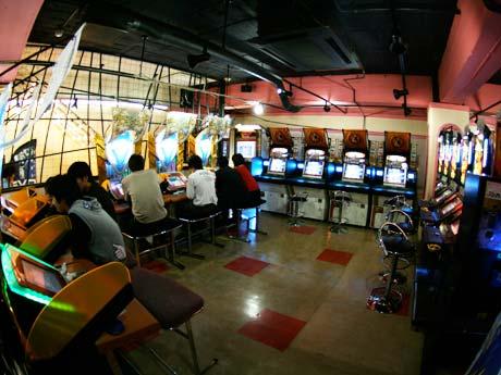 ゲームセンター PLAYLOT JOY プレイロット ジョイ 全国オンラインクイズゲーム 野球