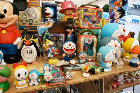 吉祥寺おもちゃ市場 2008 ドラえもん