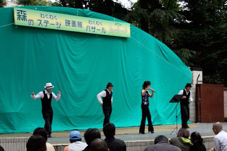 森のわくわくステージ 前川陽子さん