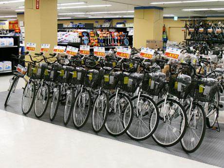 西友 自転車