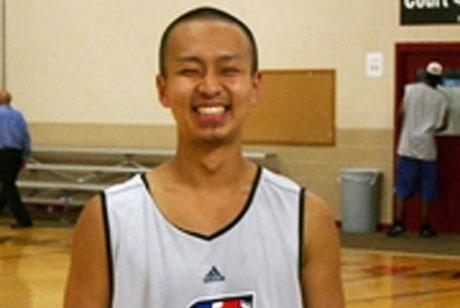 ペルーバスケットボールリーグのサンマルコスで、プロバスケットボール選手として活躍する、吉祥寺出身の栗原祐太さん