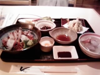 北海道丼セット