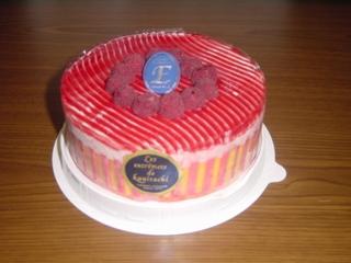 BONBONママさんから頂いたケーキ